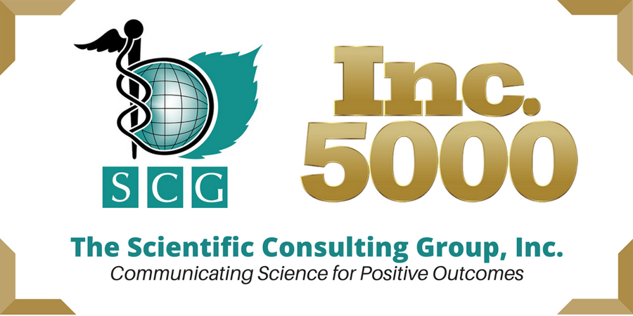 SCG Recognized by Inc. 5000
