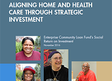 Aligning Home and Health Care Through Strategic Investment