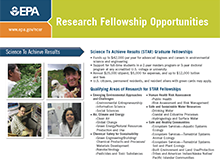 Research Fellowship Opportunities Promotional Flyer