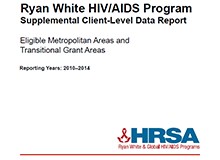 RWHAP Supplemental Client-Level Data Report