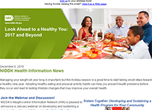 Look Ahead to a Healthy You - NIDDK Email