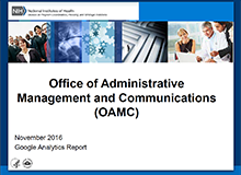 OAMC Website Analytics Report